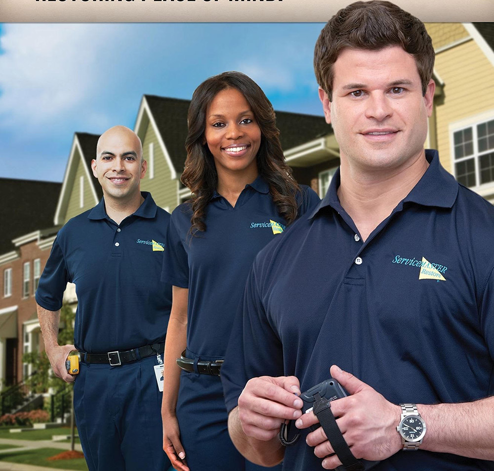 ServiceMaster of the Middle Georgia Team