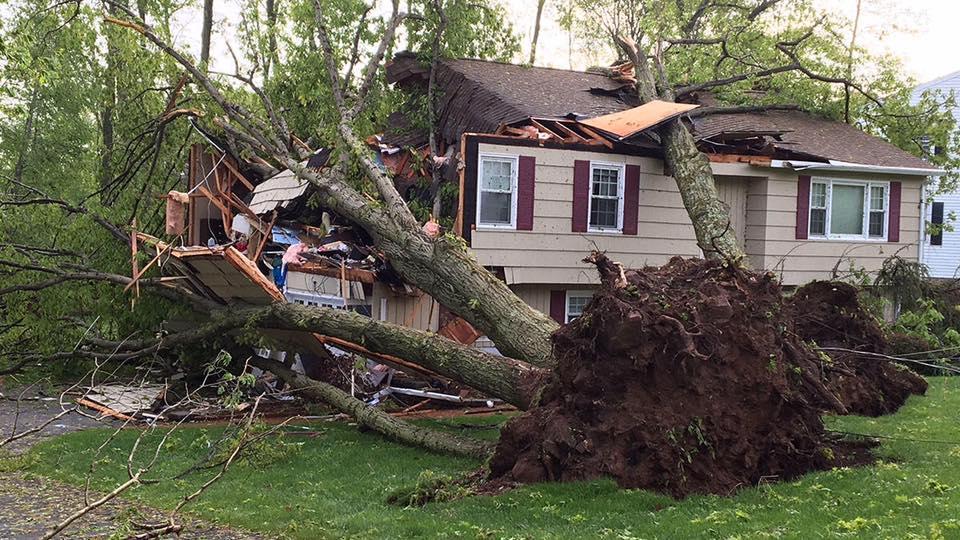 Storm Damage Middle Georgia